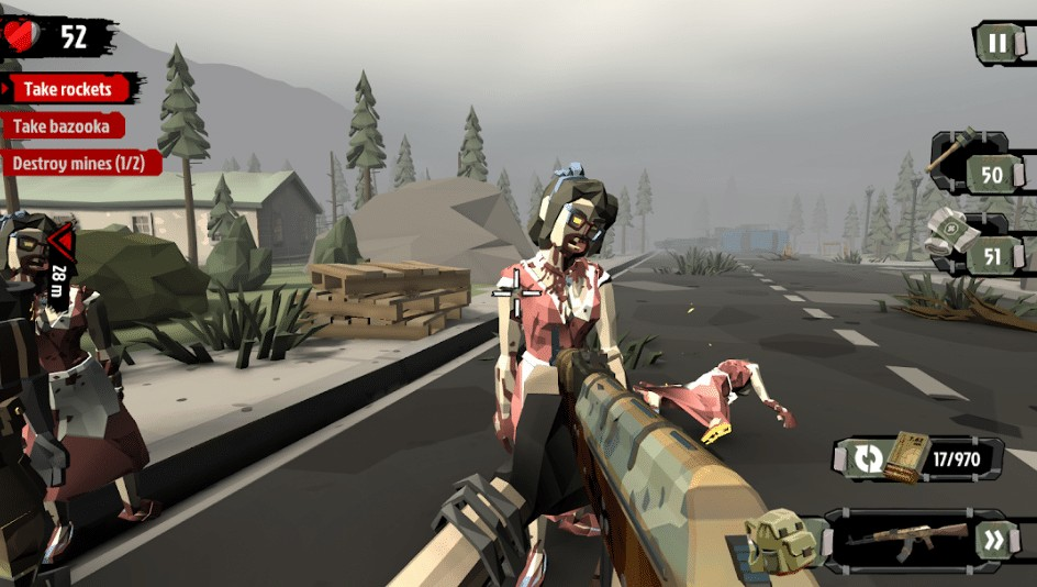 تنزيل لعبة The Walking Zombie 2 آخر إصدار